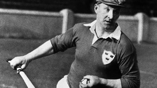 Cork's Christy Ring won eight All-Ireland titles