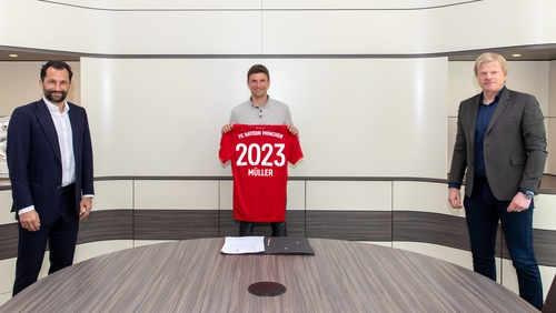 COVID-19: Bayern Munich players return to training amid coronavirus outbreak
