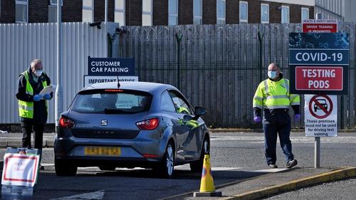 Ireland's confirmed COVID-19 cases top 5,000