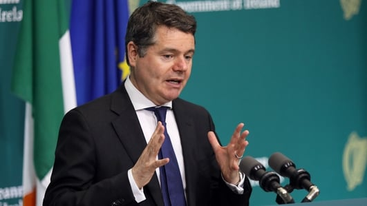 'An important step forward': Donohoe