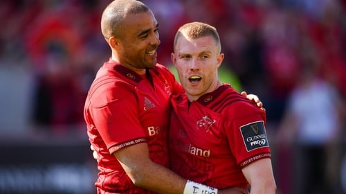 Would Simon Zebo and Keith Earls make the cut?