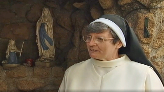 Dominican Nun in Rome
