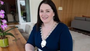 Network Ireland President Louisa Meehan