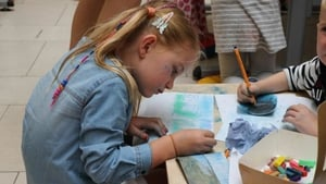 Children are encouraged to make their entries during the current period of staying at home