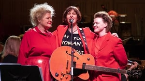 (L to R) Maura O'Connell, Eleanor McEvoy and Wallis Bird feature in A Woman's Heart Orchestrated