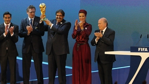 Qatar were awarded the hosting rights in 2010