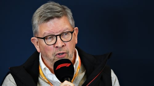 Brawn says his desire is to get racing as soon as possible