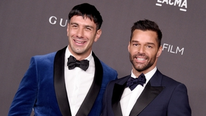 Ricky Martin and his husband Jwan Yosef