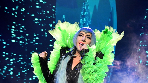 """Lady Gaga: """"I will say I am very excited to have kids. I look forward to being a mom""""."""
