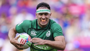 """Greg O'Shea: """"I've been working for so long for this goal in rugby and to get to the Olympics and play in the World Series."""""""