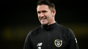Robbie Keane's future with Ireland remains unclear