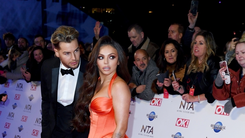 Jesy Nelson Breaks Up With Chris Hughes After a Year