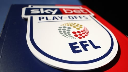 A letter from EFL chairman Rick Parry to its member clubs advises them to prepare for a return to training activity no earlier than 16 May.