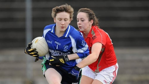 Róisín Byrne (R) has urged the public to keep playing their part