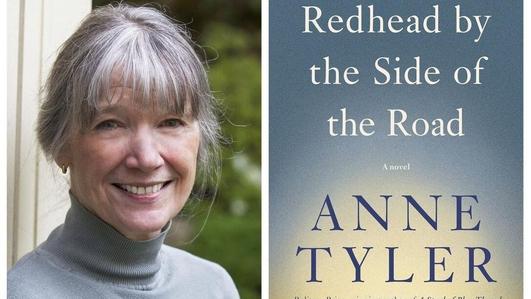 Pulitzer Prize winning author Anne Tyler