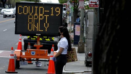 United States surpasses Italy's coronavirus death toll