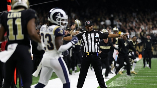 National Football League  likely to abandon pass interference reviews after 1-year trial