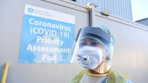 Ireland at 'tipping point' as COVID-19 cases rise