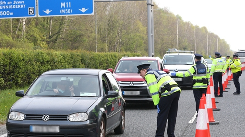 Operation Fanacht seeks to prevent people travelling across the country in advance of the Bank Holiday