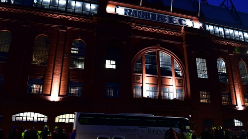 """Prior to Saturday's statement, the Ibrox giants warned on Wednesday that there would be """"severe consequences for the Scottish game"""" if the resolution passed"""