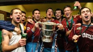 (L to R) Declan O'Brien, Damien Lynch, Gavin Whelan, Graham Gartland, Paul Keegan, Patrick Sullivan and Stephen Bradley