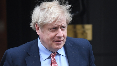 Coronavirus: Boris Johnson back at Downing Street to lead response