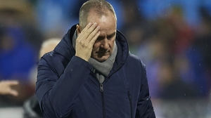 Victor Fernandez and his Real Zaragoza side could miss out on promotion to La Liga