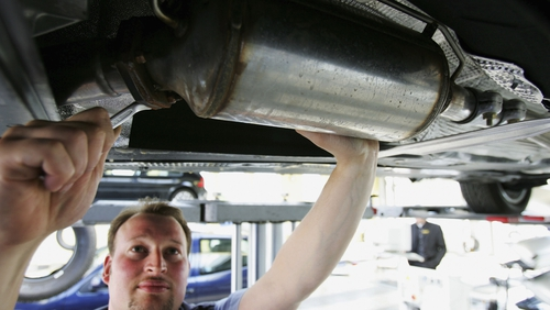 Diesel particulate filter repairs can be costly.