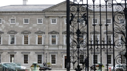 Leinster House - parties say framework will focus on economic recovery pic: Sam Boal/Rollingnews.ie