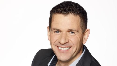Darren Frehill: a Galway man missing Salthill but putting the best foot forward