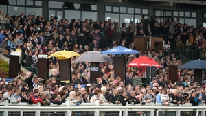 Crowds pack the stands at Fairyhouse on Easter Monday - but not this year