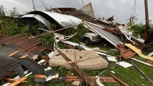 The tornadoes prompted the National Weather Service to issue its highest level of tornado alert