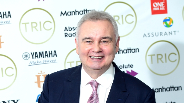 Eamonn Holmes responds to complaints over handling of Covid-19 5G claims