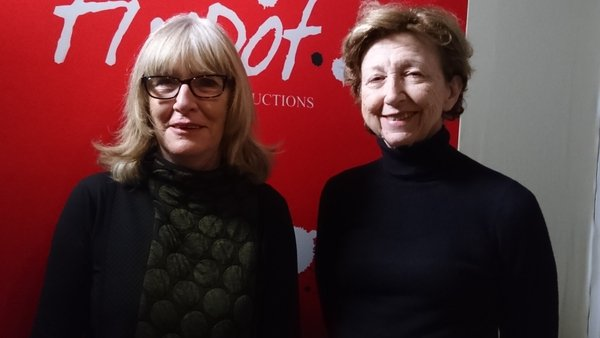 The Poetry Programme: Moyra Donaldson meets Olivia O Leary