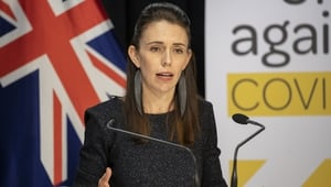 Jacinda Ardern said her personal salary would be cut for six months