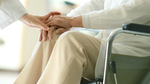 The home care system is dependent on 195,000 family carers