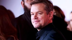 Matt Damon - Will we see him on the Late Late?