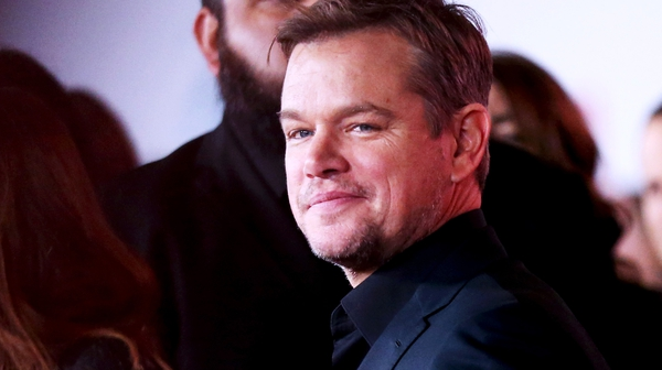 Matt Damon - Will we see him on the Late Late?