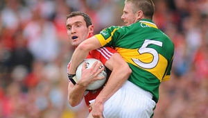 Cork's Graham Canty and Tomás Ó Sé of Kerry feature among the contenders