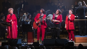 Maura O'Connell, Eleanor McEvoy, Mary Black and Wallis Bird perform A Woman's Heart  with the RTÉ Concert Orchestra in 2020