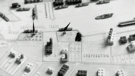 Plans for Dublin Port (1965)