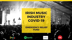 Songwriters, composers, performers, session musicians and arrangers qualify for assistance, with successful applicants to receive a once-off emergency relief payment to the value of €750