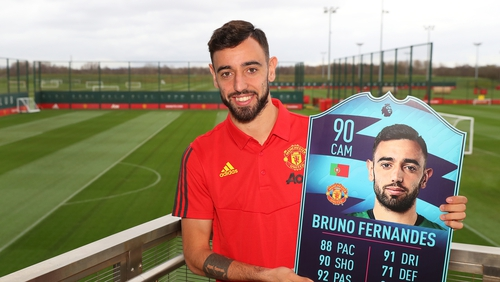 Bruno Fernandes wants Man United to sign players 'hungry for titles'
