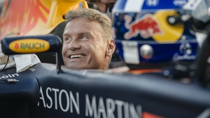 Coulthard spent four seasons at Red Bull