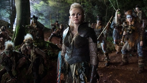 """Fresh and modern"": Maxine Peake plays Titania in Russell T Davies' 2016 adaptation of A Midsummer Night's Dream for the BBC"