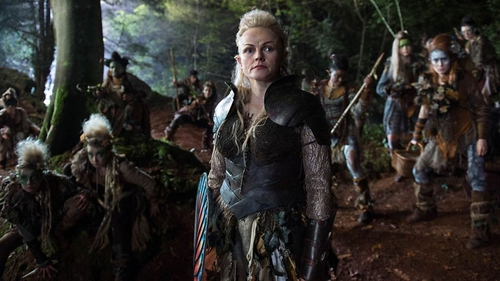 """""""Fresh and modern"""": Maxine Peake plays Titania in Russell T Davies' 2016 adaptation of A Midsummer Night's Dream for the BBC"""