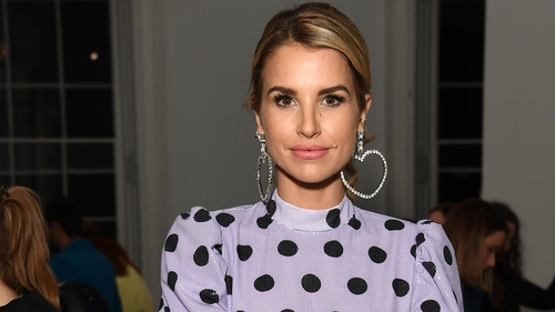 """Vogue Williams: """"I love working at Heart and I really want to just carry on."""""""