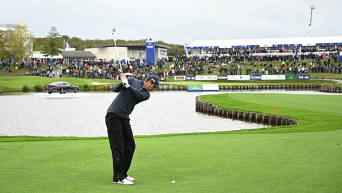 Nicolas Colsaerts won the 103rd edition of the Open de France at Le Golf National last season