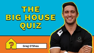 Missing your Love Island fix... here's Greg O'Shea for your quizzing pleasure