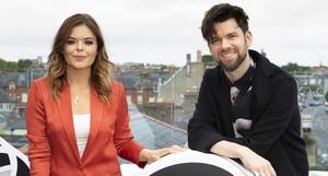 Doireann Garrihy and Eoghan McDermott